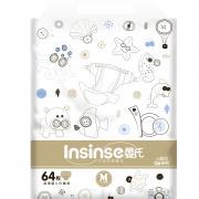 Подгузники INSINSE Q6 (6-9 кг) 64 шт супертонкие M (4)
