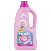 BURTI Универсальное жидкое средство для стирки детского белья Burti liquid Baby 1.5 л