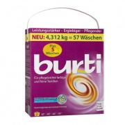 BURTI Стиральный порошок для цветного и тонкого белья 4.312 кг