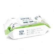 Влажные салфетки PalmBaby DS1280, нейтральный аромат, 80 шт