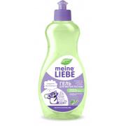"""Гель для мытья посуды """"Мелисса и Лемонграсс"""". Концентрат. 500 мл."""