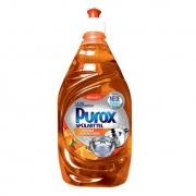 Гель-концентрат для мытья посуды Purox Апельсин и мандарин 650 мл.