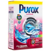 Стиральный порошок PUROX Color 5 кг коробка