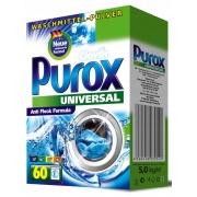 Стиральный порошок PUROX Universal 5 кг коробка