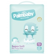 Подгузники-трусики детские Palmbaby Super Soft Premium M 6-11 кг/ 58 шт.