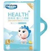 Подгузники-трусики детские Palmbaby HEALTH+ L 9-14  кг/ 42 шт