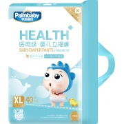 Подгузники-трусики детские Palmbaby HEALTH+ XL 12-17  кг/ 40 шт